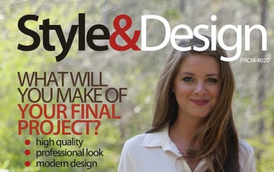 Magazine Cover - Ashley Laws