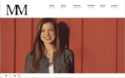 Morgan McVay Digital Resume and Portfolio